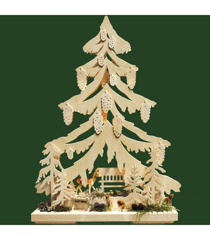 Decorations De Noel E N Bois Allemagne