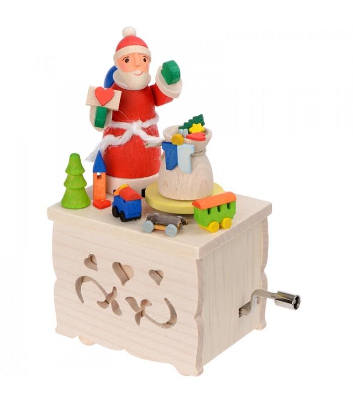 mini boite musique p re noel et jouets. Black Bedroom Furniture Sets. Home Design Ideas