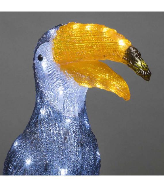 Oiseaux lumineux Led, Toucan