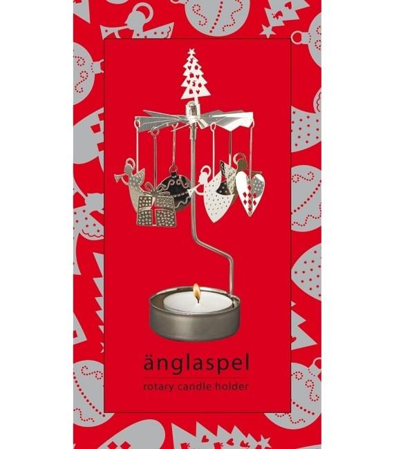caroussel bougie cadeaux Noel