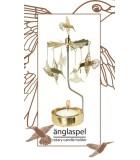 bougeoir rotatif colibri