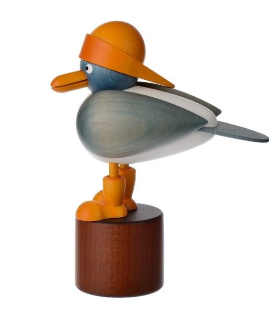 Achat figurine de collection mouette