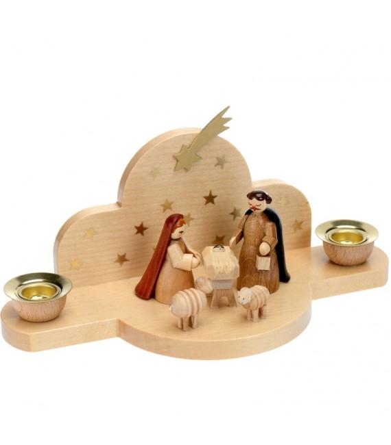 Mini crèche de Noel