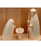 Acheter petit Jesus, Joseph et Marie pour creche de Noel