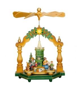 Pyramide à bougies - Noël chez Grossmutter