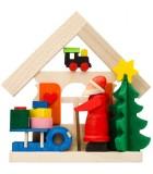Déco sapin de Noel, fabrication des jouets