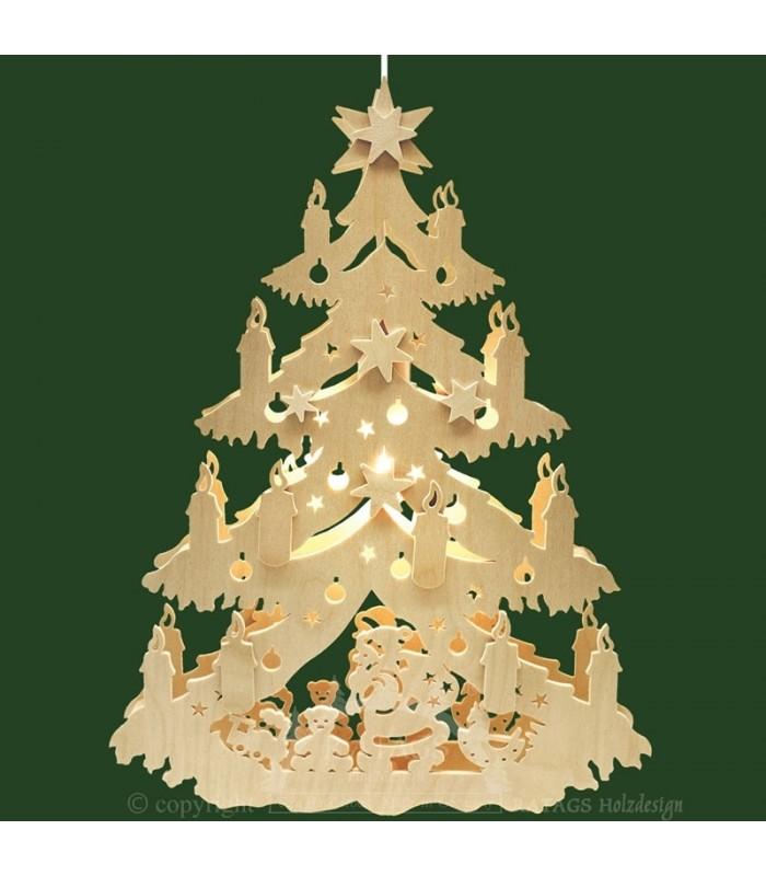 Décoration De Noël Pour Chambre Du0027enfant, Sapin électrique à Suspendre