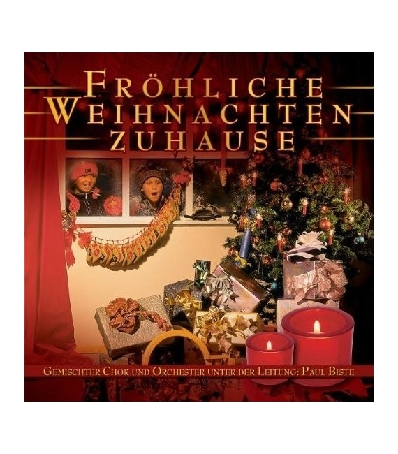 CD chants de Noël Allemands