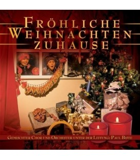 CD chants de Noël traditionnels Allemands