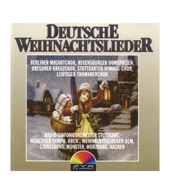 CD chants de Noël Allemands traditionnels