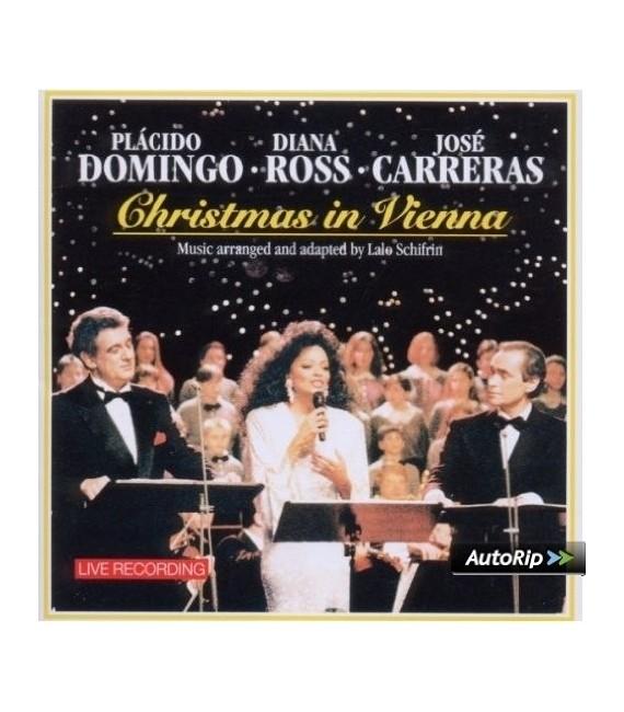 CD chants allemands de Noel Christmas in Vienna Vol. 1