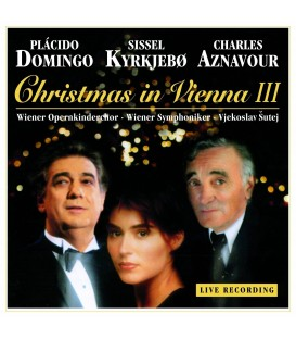 CD Charles Aznavour Christmas in Vienna Vol. 3