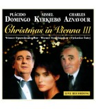 CD musique de Noel, Christmas in Vienna Vol. 3