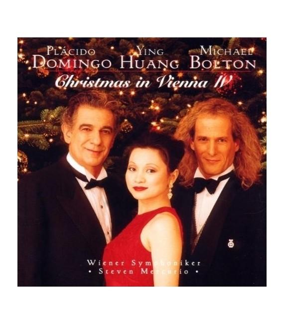 CD musique allemande de Noel, Christmas in Vienna Vol. 4