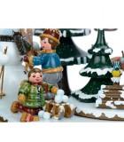 Boites à musique chants allemands de Noel