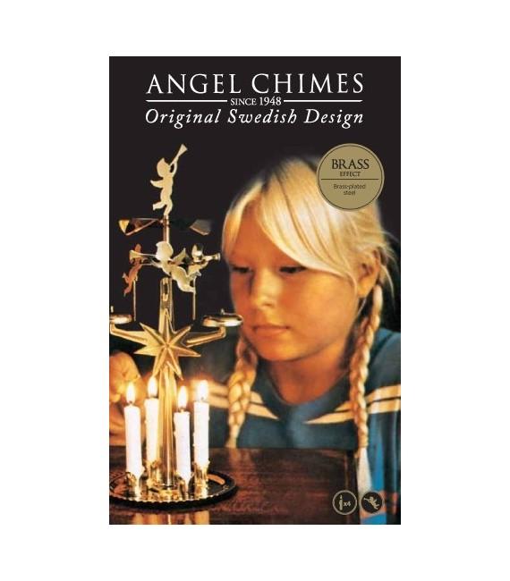 Pièces de rechanges pour carillon des anges argent