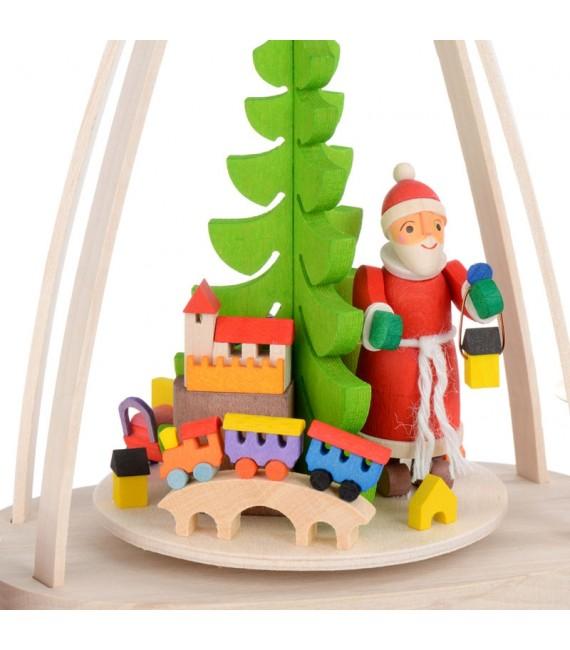 carrousel père Noel