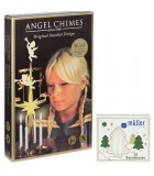 Bougies blanches pour carillons des anges
