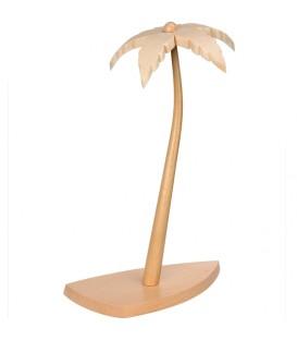 Palmier 23 cm pour décor crèche de Noël
