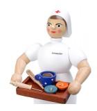 Infirmière brûle-encens diffuseur d'encens