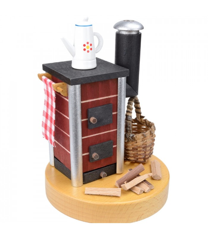 porte encens po le bois brule parfum. Black Bedroom Furniture Sets. Home Design Ideas
