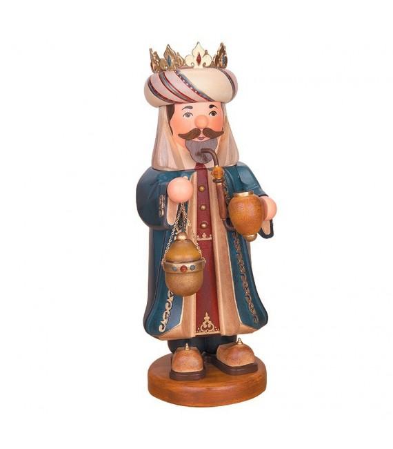 Roi mage diffuseur d'encens Gaspard, 35 cm