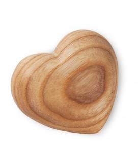 Coeur en bois, 6 cm