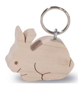 Porte-clés lapin