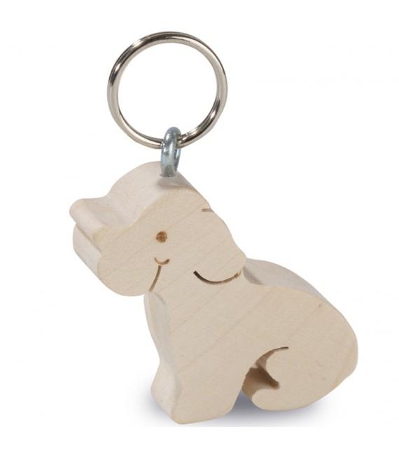 Porte-clés chien