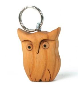 Porte-clés hibou