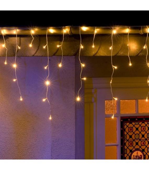 Guirlande lumineuse ext rieur goutti re rideau lumineux for Guirlande lumineuse rideau exterieur