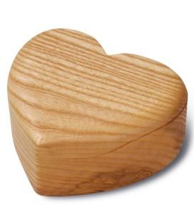 Boîte en forme de coeur 9 cm