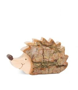 Petit hérisson en bois 7 cm