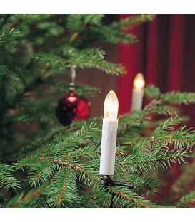 Guirlande lumineuse sapin de Noël à LED, 20 ampoules