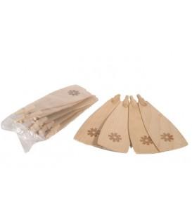 Petites ailettes de rechange pour pyramide 27/29 cm