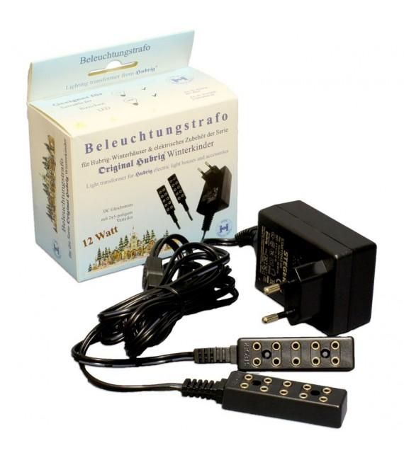 Transformateur 230V/4,2 V pour éclairage village miniature
