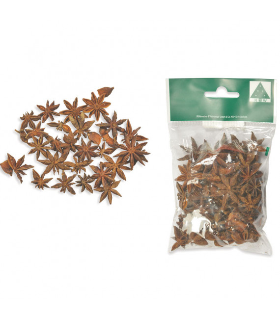 Pot pourri étoile d'anis, 25 g