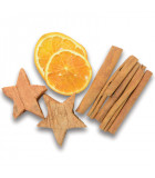 Pot pourri cannelle, coco, orange, 80 g