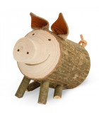 cochon Trudie taille 3 assis