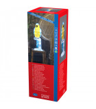 Perroquet lumineux 50 cm en acrylique, 48 diodes blanc chaud