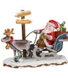 Figurines miniatures pour enfants - Winterkinder Hubrig