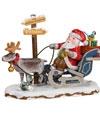 Village de Noël miniature - Déco Noël enfant