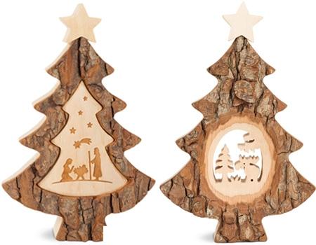 Sapins en bois