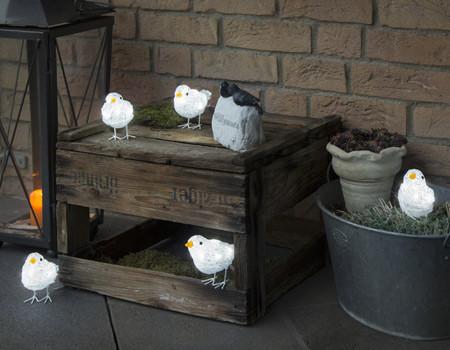 Guirlandes lumineuses boules LED