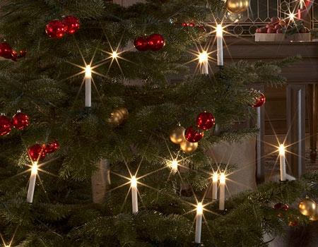 Ampoules de rechanges pour guirlande et chandelier électrique
