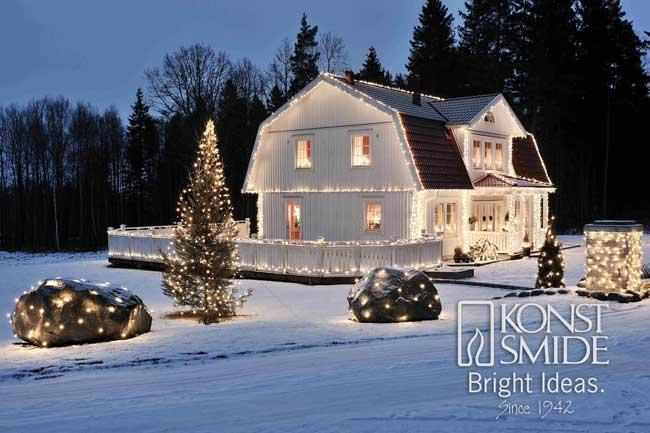 Guirlande lumineuse de Noel