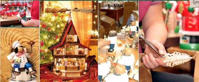 décorations de Noel allemandes