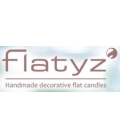 Flatyz, bougie décorative scandinave