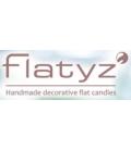 Flatyz, bougies de Noël décoratives scandinaves