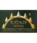 Ratags, décos de Noël lumineuses en bois